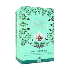 Organiczna Herbata English Tea Shop - Mint Green Tea