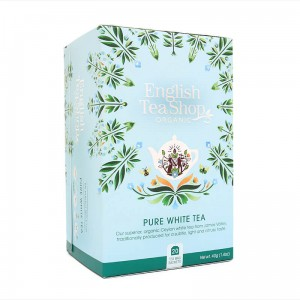 Organiczna biała herbata English Tea Shop - Pure White Tea