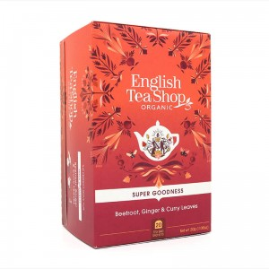 Organiczna herbata  English Tea Shop - Beetroot, Ginger & Curry Leaves